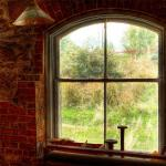 Thomas Kay Woolen Mill Window