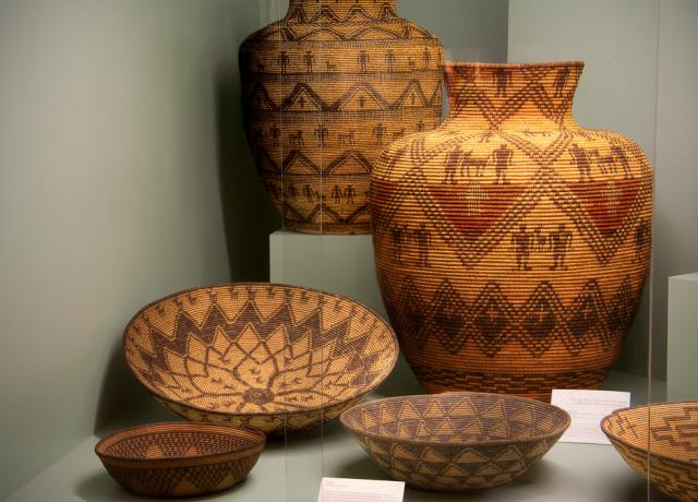 Basketry In Art : Baskets maryhill museum of art