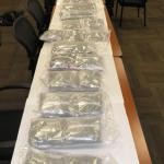 Marijuana seized October 22 2010 Near Madras Oregon