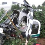 Polk County Christmas Tree Farm Helicopter Crash