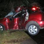 Serious Injury Traffic Crash - Nehalem Bay State Park