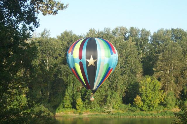 Hot Air Balloon picture #2
