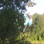 Hot Air Balloon Picture #3