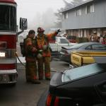 Canby Fire Erupts in Apartment