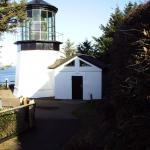 Another view of Cape Meares Lighthouse - by: Kevin Hays