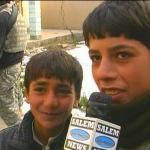 Afghan Boys future reporters? - by: Tim King