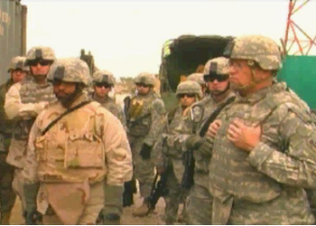 Tim King's First Hours in Afghanistan - by: Tim King