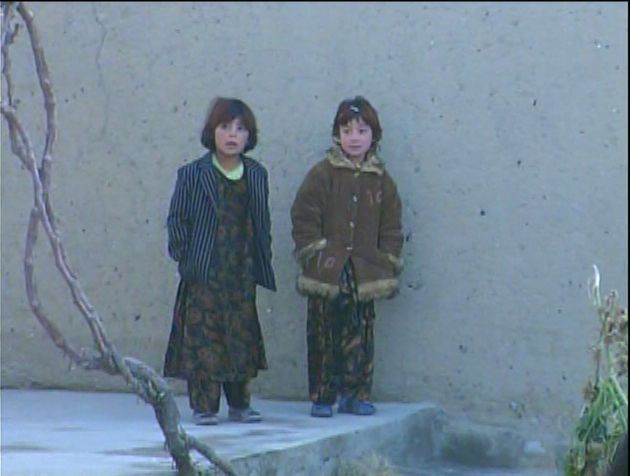 Little girls in Kabul, Afghanistan - by: Tim King
