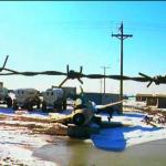 Soviet Mig-21 left on Baghram airfield in Afghanistan - by: Tim King